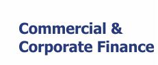Commercial and Corporate Finance